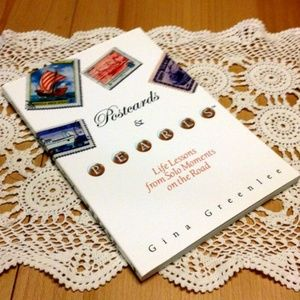 3/$10! Signed copy, Postcards and Pearls
